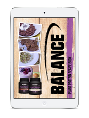 Balance Plant Protein FREE Recipe Book
