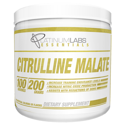 Platinum Labs Essentials Citrulline Malate