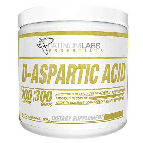 Platinum Labs Essentials D-Aspartic Acid