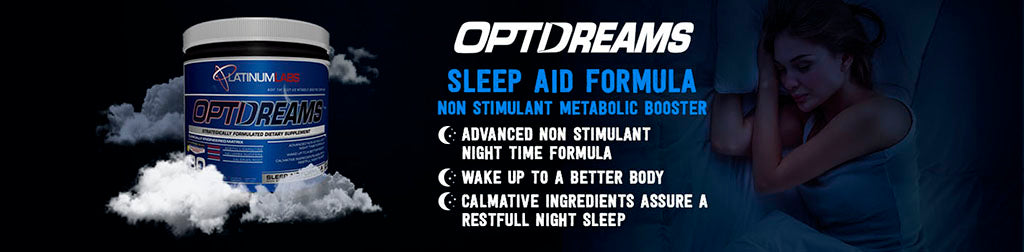 Platinum Labs Opti Dreams, one of the many powerful sleep supplements at Supplements.co.nz