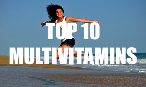 Top 10 Multivitamins