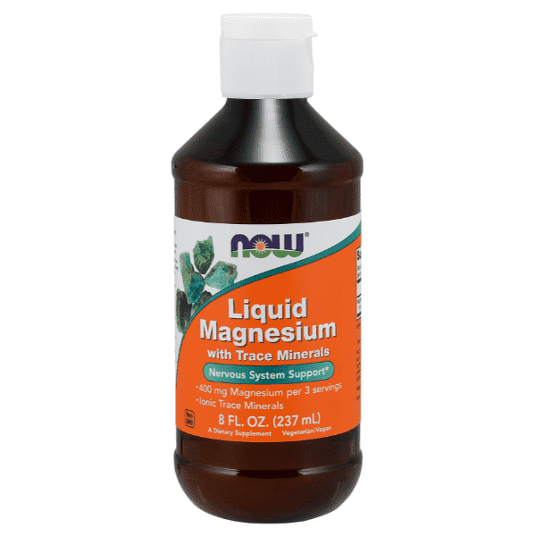 Now Foods Liquid Magnesium with Trace Minerals 273ml