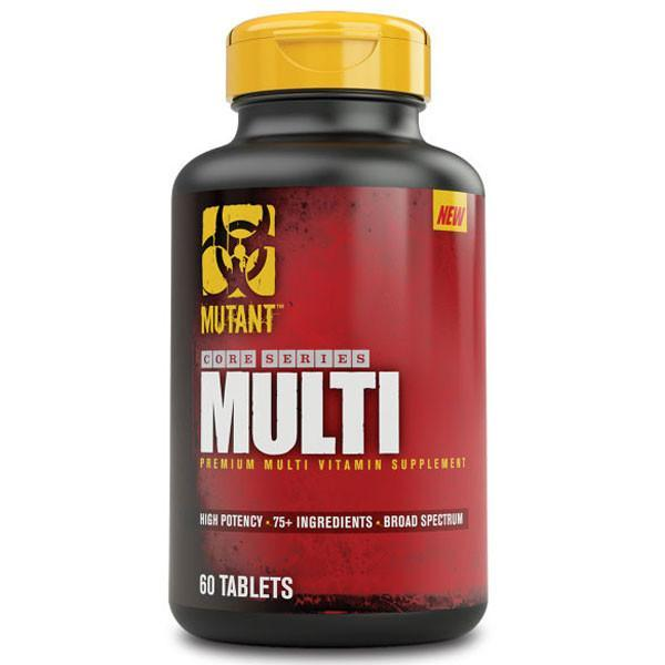 Mutant Multi 60 Tablets - Supplements.co.nz