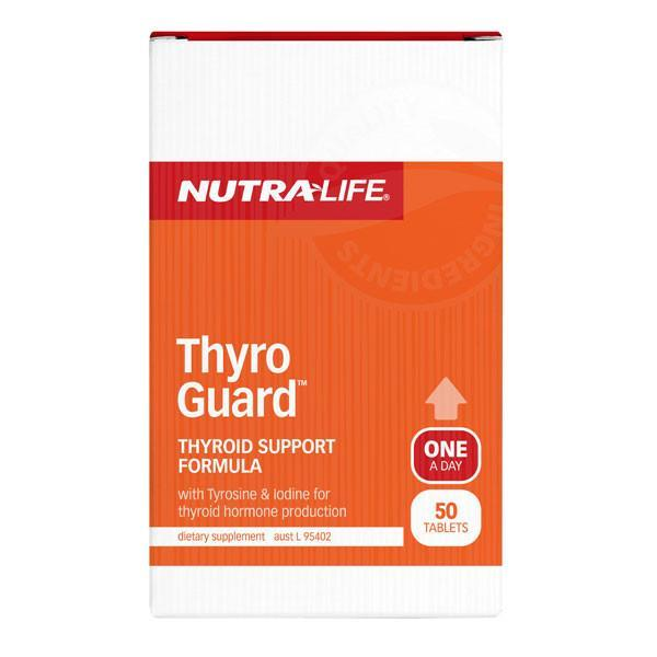 Nutralife Thyro Guard 50 Tabs
