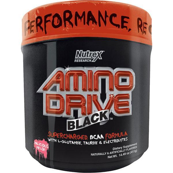 Nutrex Amino Drive Black 30 Serve - Supplements.co.nz