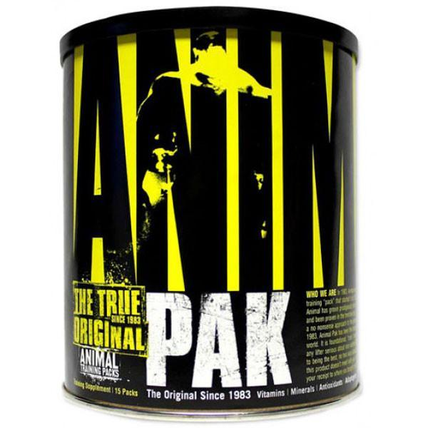 Universal Animal Pak 15 Packs-Physical Product-Universal-Supplements.co.nz