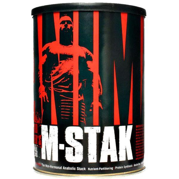 Universal Animal M-Stak 21 Packs - Supplements.co.nz