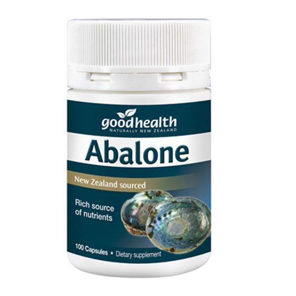 Good Health Abalone 100 Capsules