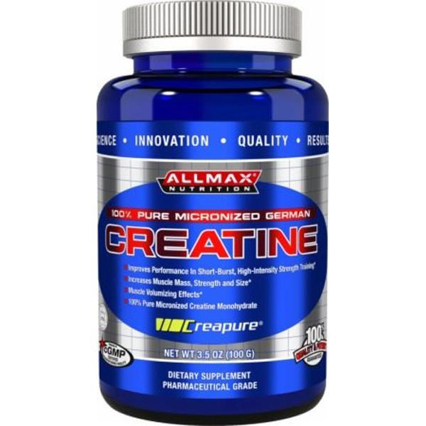 AllMax Nutrition Micronised Creatine 100g