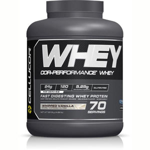 Cellucor Cor-Performance Whey 5lbs-Physical Product-Cellucor-Whipped Vanilla-Supplements.co.nz
