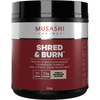 Musashi Shred & Burn Protein 340g