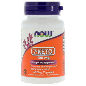 Now Foods 7-Keto 60 Veggie Caps