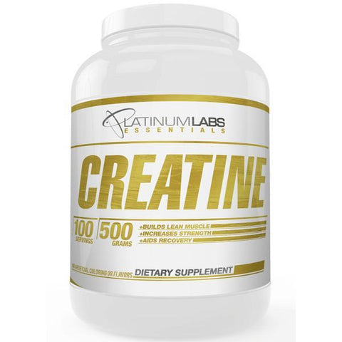 Platinum Labs Essentials Creatine Monohydrate