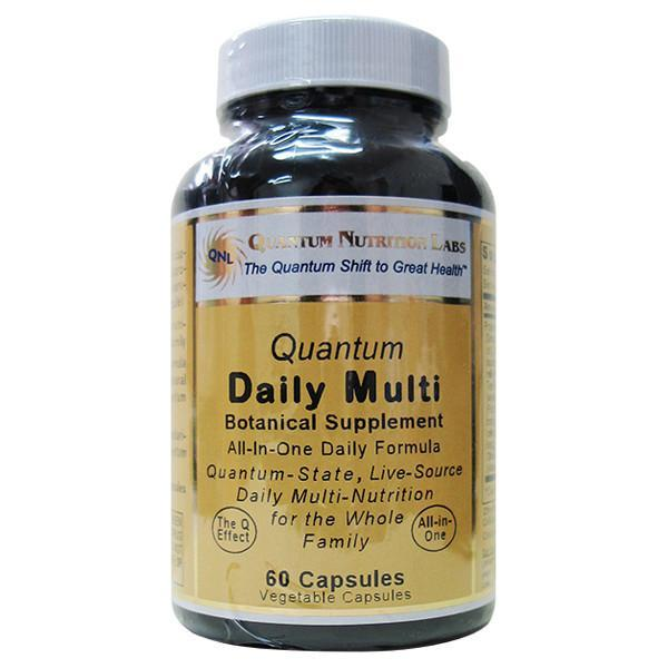 Quantum Nutritional Labs Daily Multi 60 Capsules - Supplements.co.nz