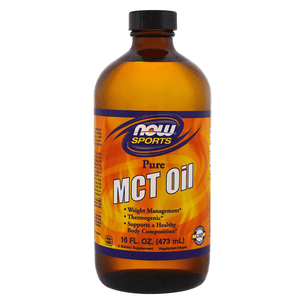 Now Sports Liquid MCT Oil 473ml