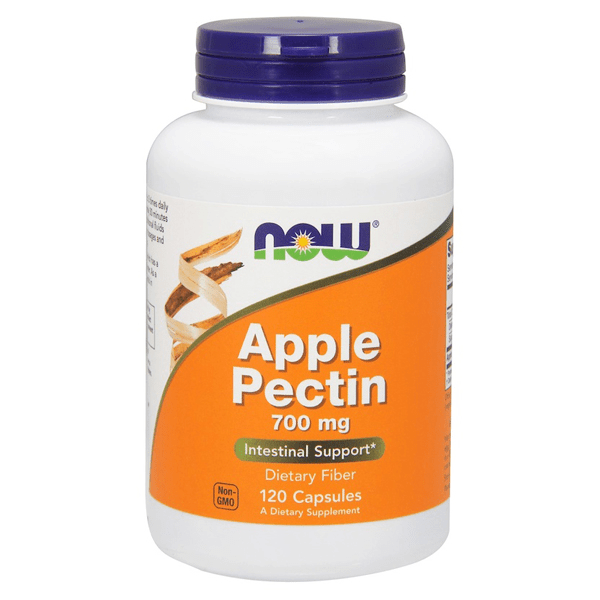 Now Foods Apple Pectin 700mg 120 Veggie Caps
