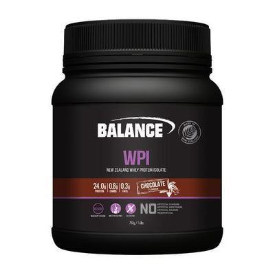 NEW Balance WPI 750g - Supplements.co.nz