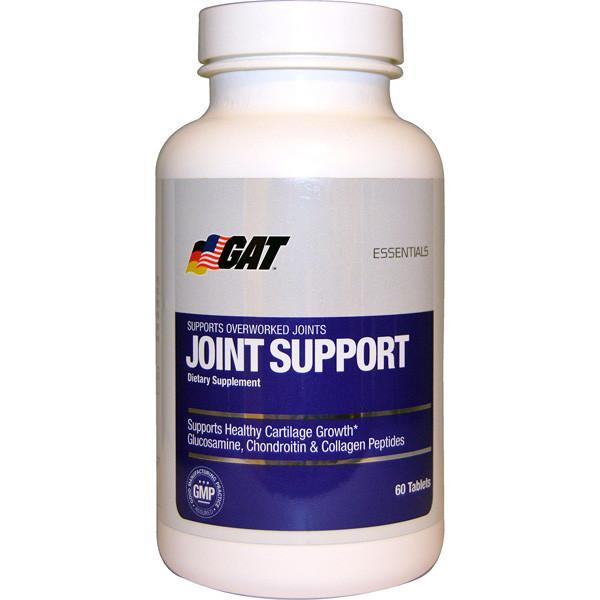 GAT Essentials Joint Support 60 Capsules - Supplements.co.nz