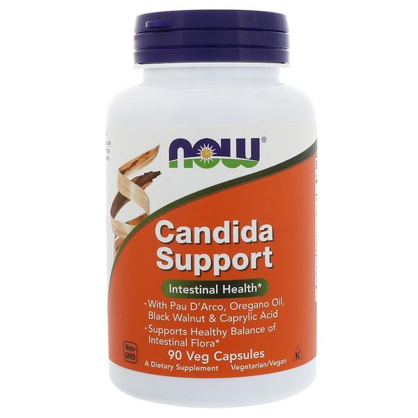 Now Foods Candida Support 90 Veggie Caps