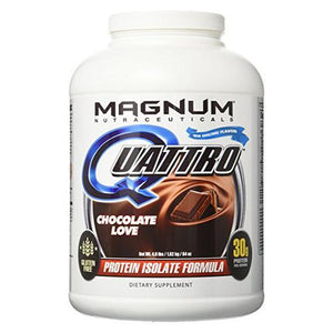 Magnum Quattro 4lb - Supplements.co.nz