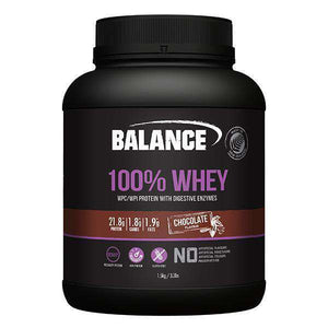 Balance NATURAL 100% Whey 1.5kg - Supplements.co.nz