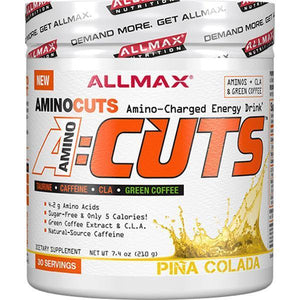 Allmax Nutrition  Aminocuts - Supplements.co.nz