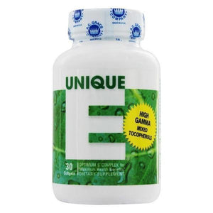 AC Grace Unique E 30 Capsules-Physical Product-AC Grace-Supplements.co.nz
