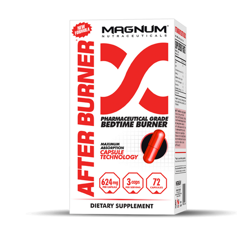 Magnum After Burner