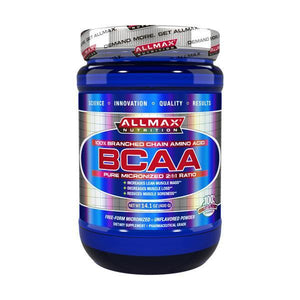 AllMax Nutrition BCAA 400g-Physical Product-Allmax-Supplements.co.nz