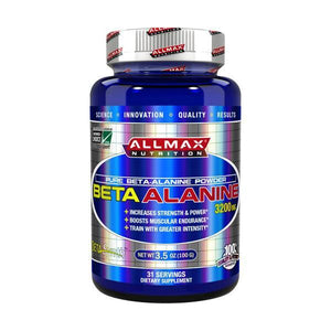 AllMax Nutrition Beta Alanine 100g - Supplements.co.nz
