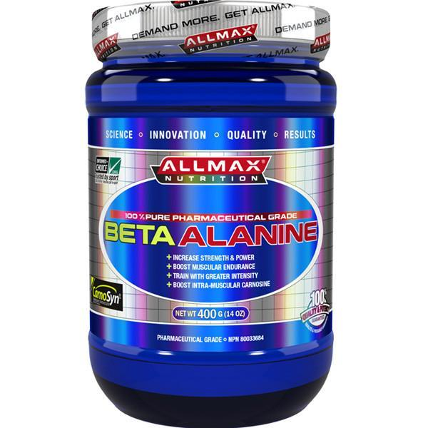 AllMax Nutrition Beta Alanine 400g