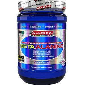 AllMax Nutrition Beta Alanine 400g-Physical Product-Allmax-Supplements.co.nz