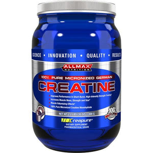 AllMax Nutrition Micronised Creatine 1kg-Physical Product-Allmax-Supplements.co.nz