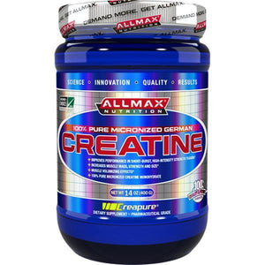 AllMax Nutrition Micronised Creatine 400g-Physical Product-Allmax-Supplements.co.nz