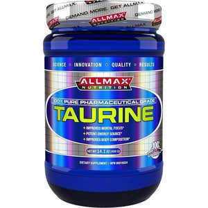 Allmax Nutrition Taurine 400g - Supplements.co.nz