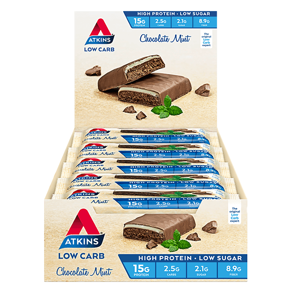 Atkins Advantage Bars Box of 15
