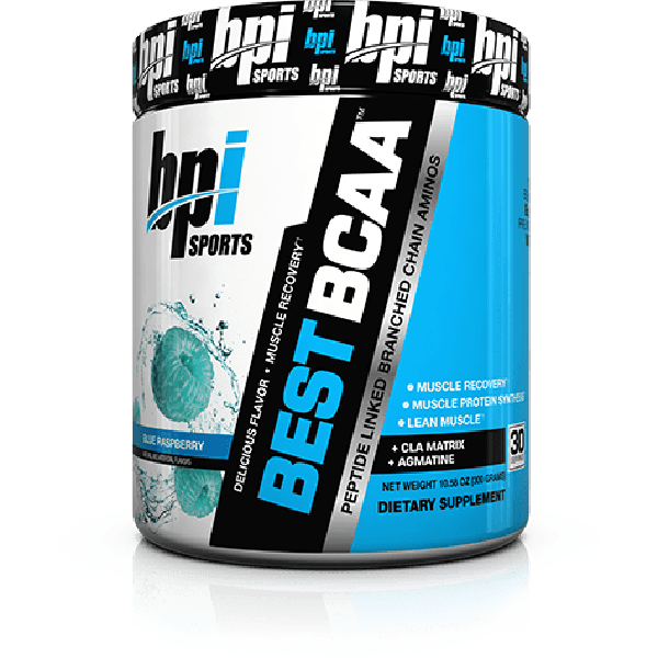 BPI Best BCAA 30 Serve - Supplements.co.nz