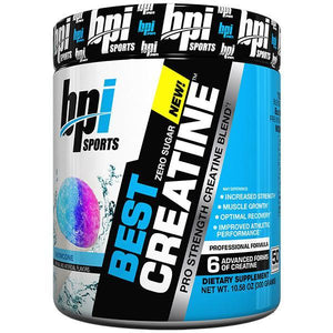 BPI Best Creatine 50 Serves - Supplements.co.nz