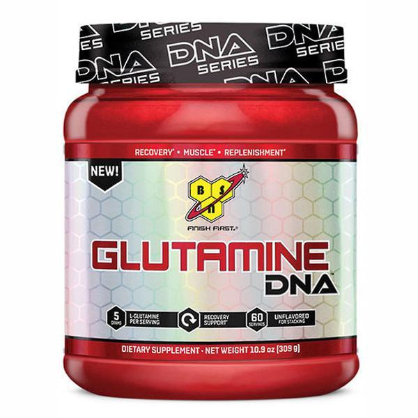 BSN Glutamine DNA 309g Unflavoured - Supplements.co.nz
