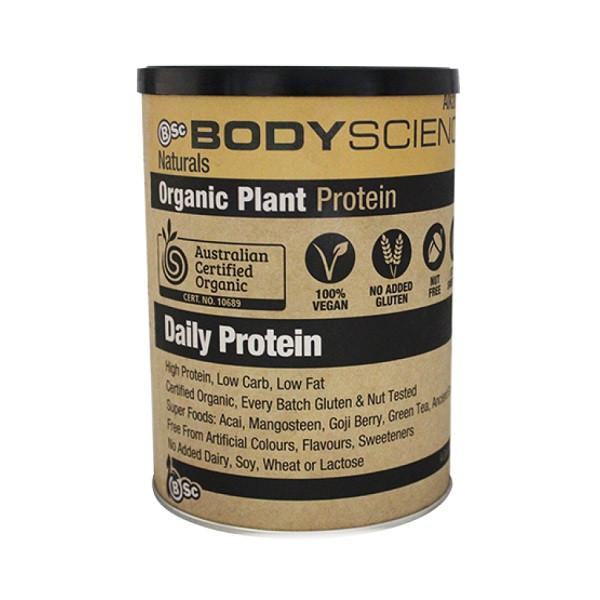 BSc Organic Plant Protein - 350g