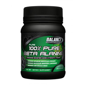 Balance Pure Beta Alanine 150g - Supplements.co.nz
