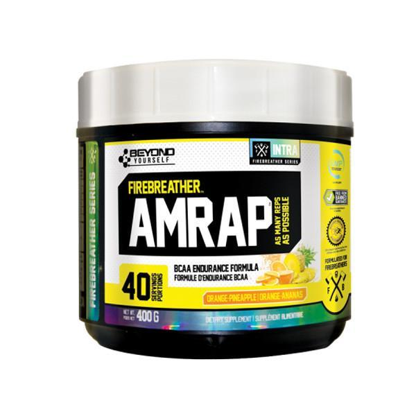 Beyond Yourself Firebreather AMRAP BCAA 40 Serves - Supplements.co.nz