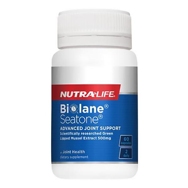 Nutralife Biolane Seatone 60 Caps - Supplements.co.nz