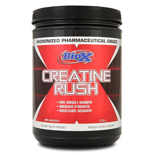 Bio X Creatine Rush 1kg-Physical Product-BioX Performance-Supplements.co.nz