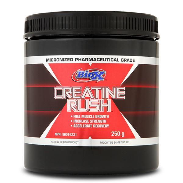 BioX Creatine Rush 250g - Supplements.co.nz