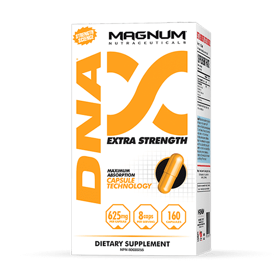 Magnum DNA 160 Capsules - Supplements.co.nz