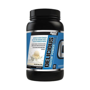 Giant Sports Delicious Protein Elite - 2lb-Physical Product-Giant Sports-Vanilla-Supplements.co.nz