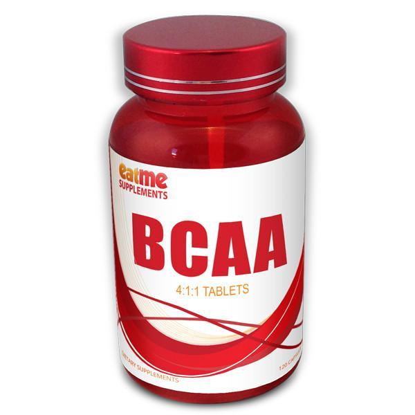 EAT ME Supplements - Eat Me Supplements BCAA 4:1:1 Tablets - Supplements.co.nz