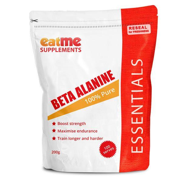 EAT ME Supplements - Eat Me Supplements Beta Alanine 200gm - Supplements.co.nz