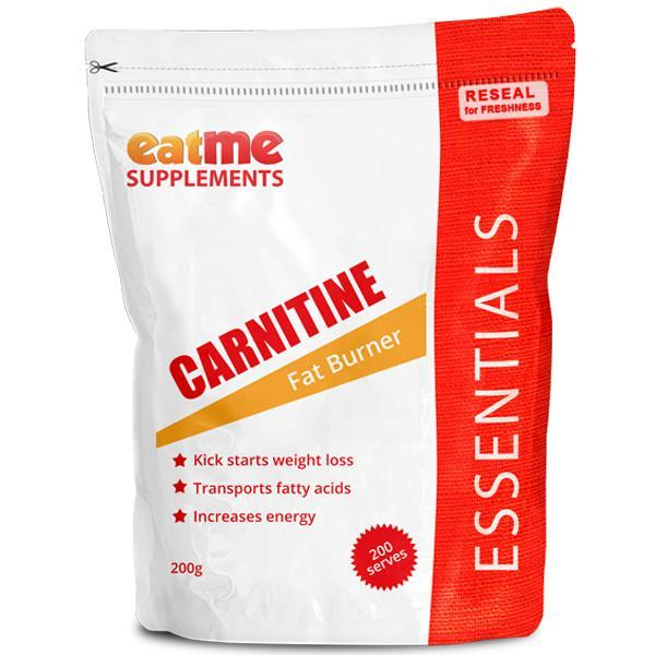 EAT ME Supplements - Eat Me Supplements Carnitine 200gm - Supplements.co.nz